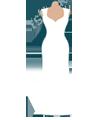 Каталог прямые свадебные платья