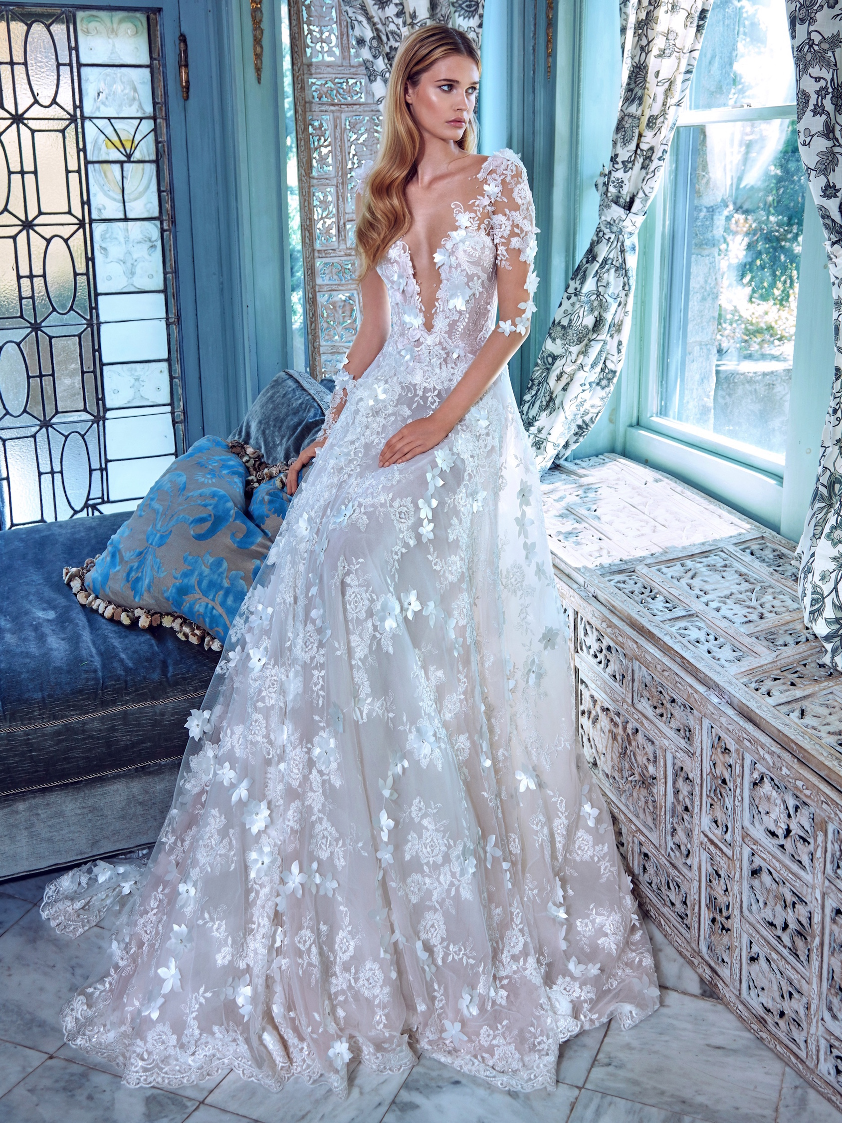 Какие свадебные платья модные в 2017 году