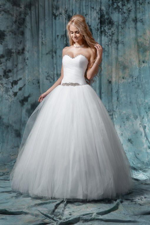 Бальное свадебное платье Золушка купить в минске