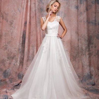 заказать пошив пышного свадебного платья в минске