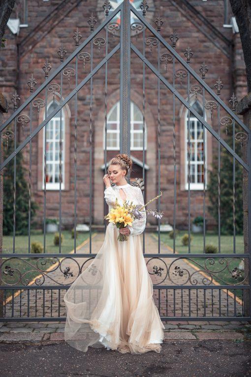 Винтажные свадебное платье напрокат в Минске купить, пошив, прокат