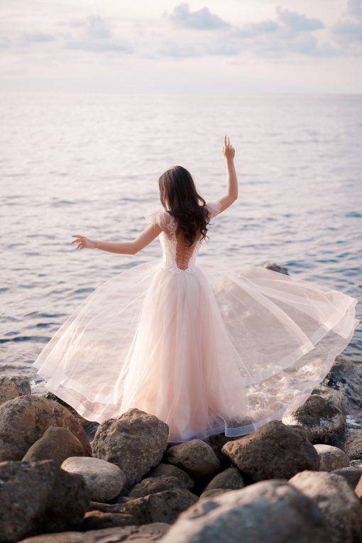 Свадебное платье на море в Минске