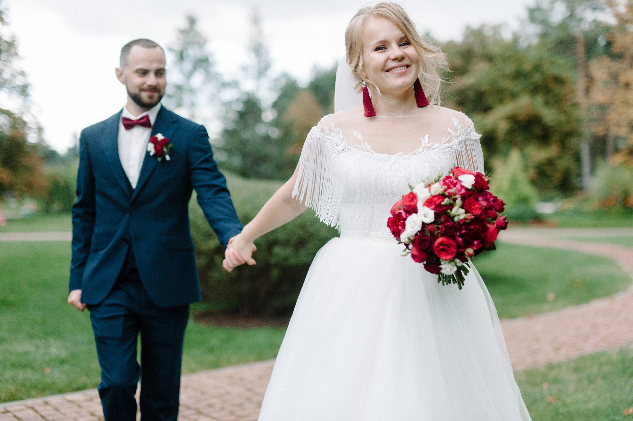 Пышное свадебное платье Минск