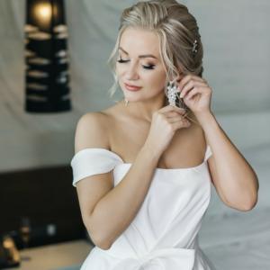 пошив свадебного платья в Минске
