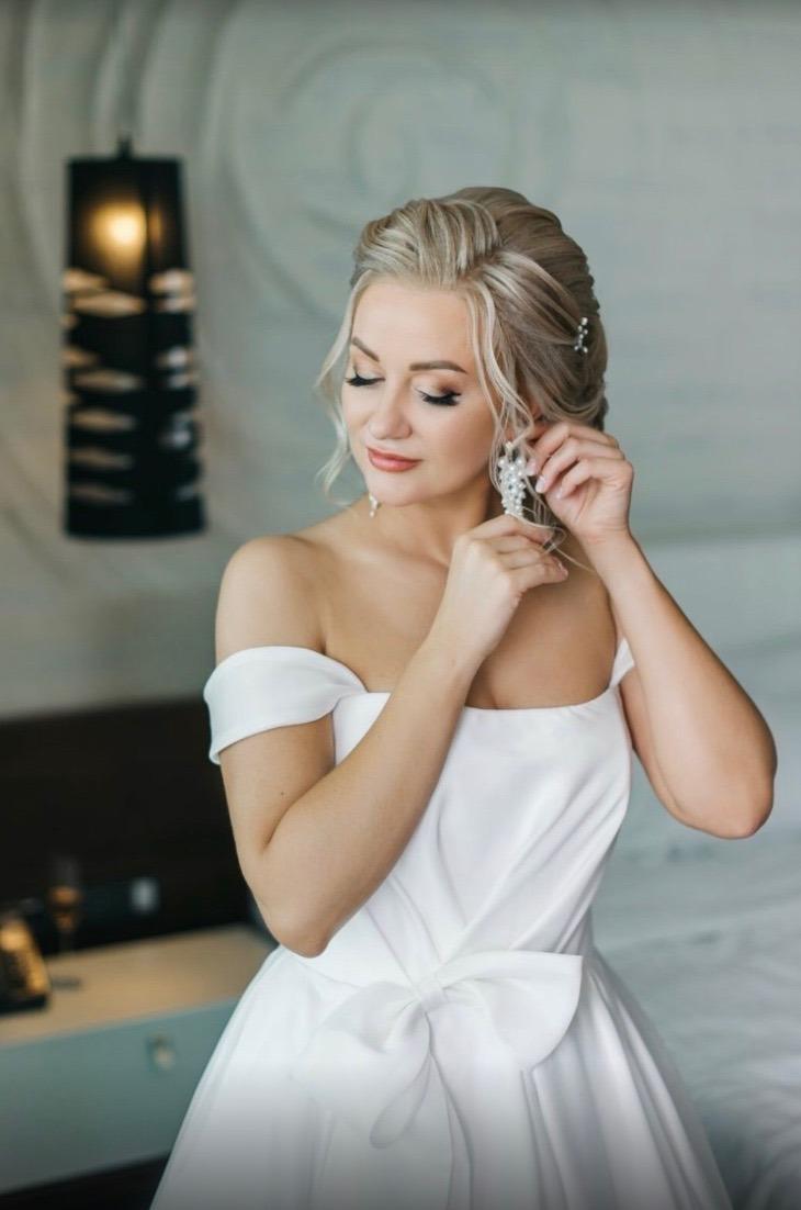 пошив свадебного платья под заказ